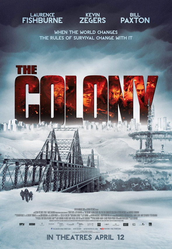 The Colony Poster #1