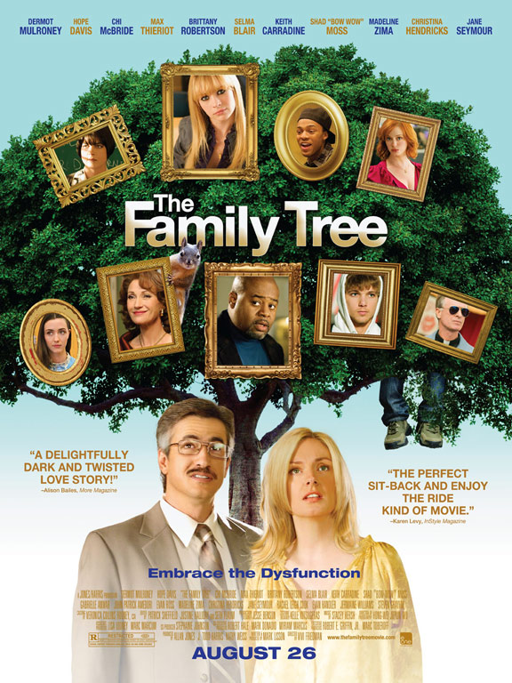 The Family Tree Poster #1