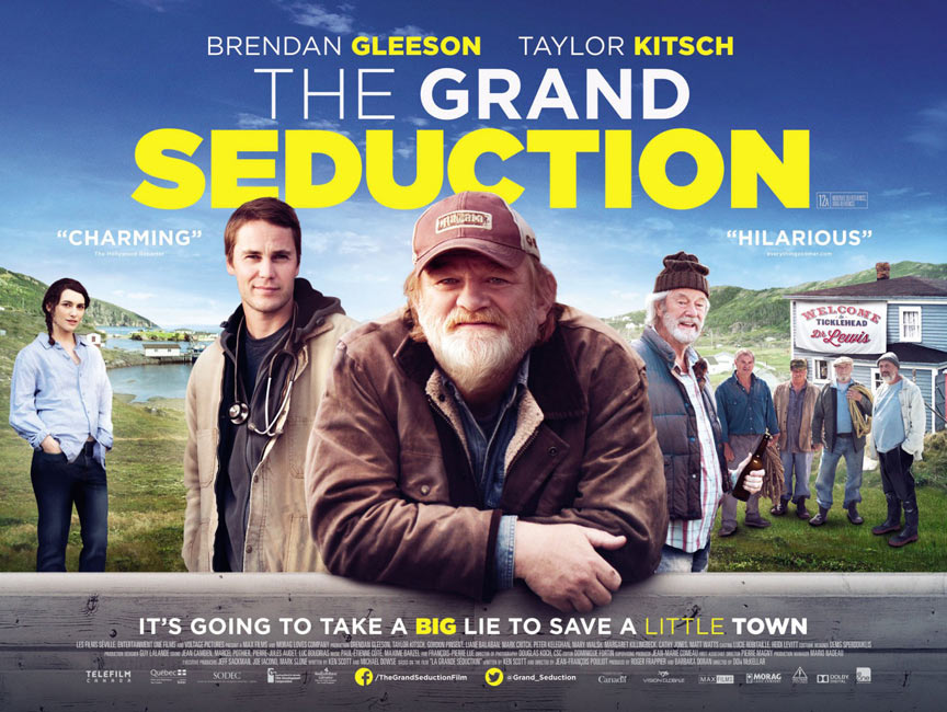 The Grand Seduction Poster #2