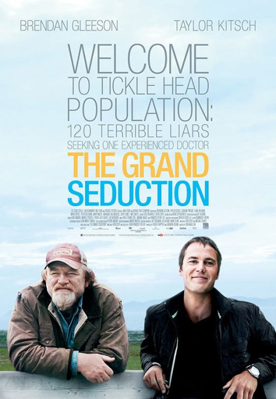 The Grand Seduction Poster #1