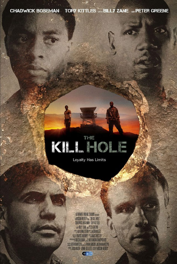The Kill Hole Poster #1