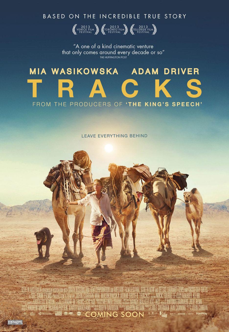 Tracks Poster #3