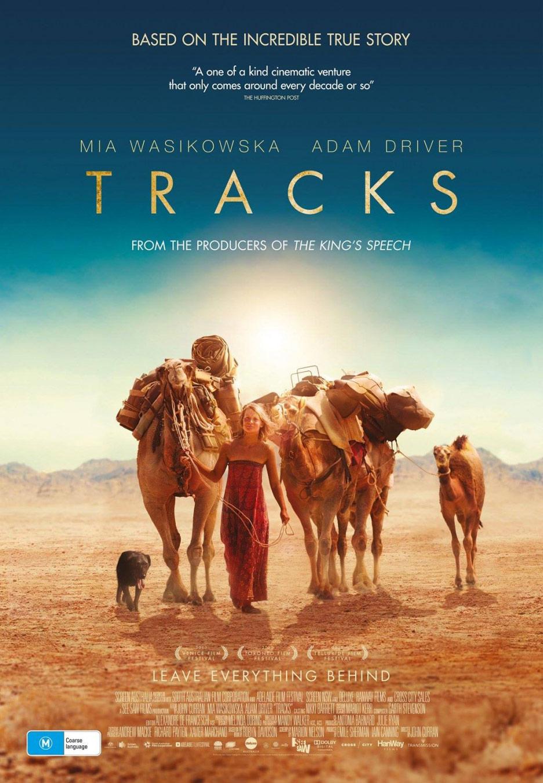 Tracks Poster #4