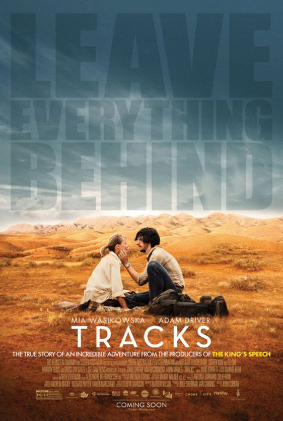 Tracks Poster #1