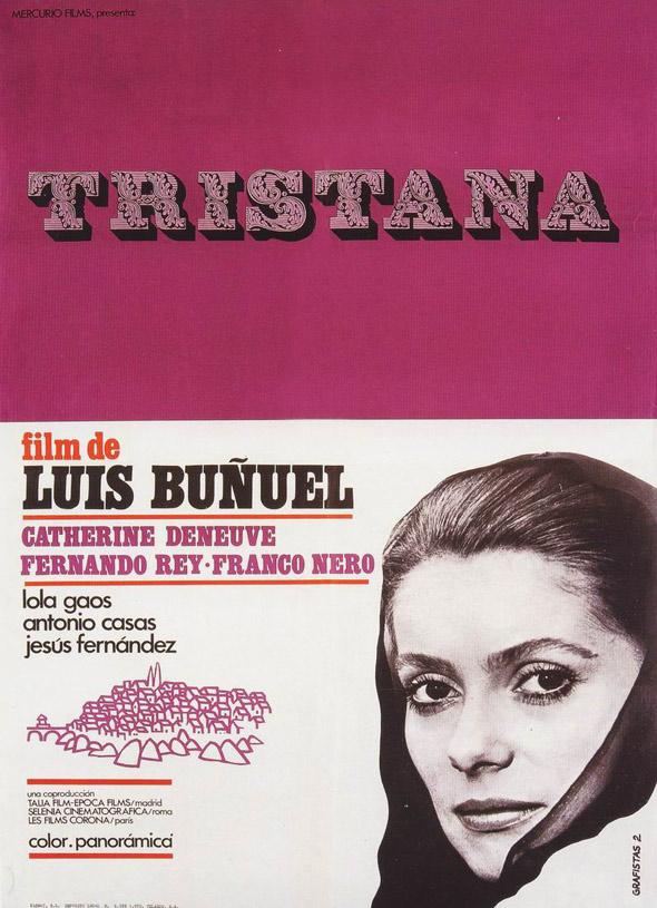 Tristana Poster #1