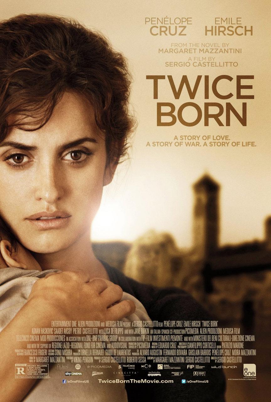 Twice Born Poster #1