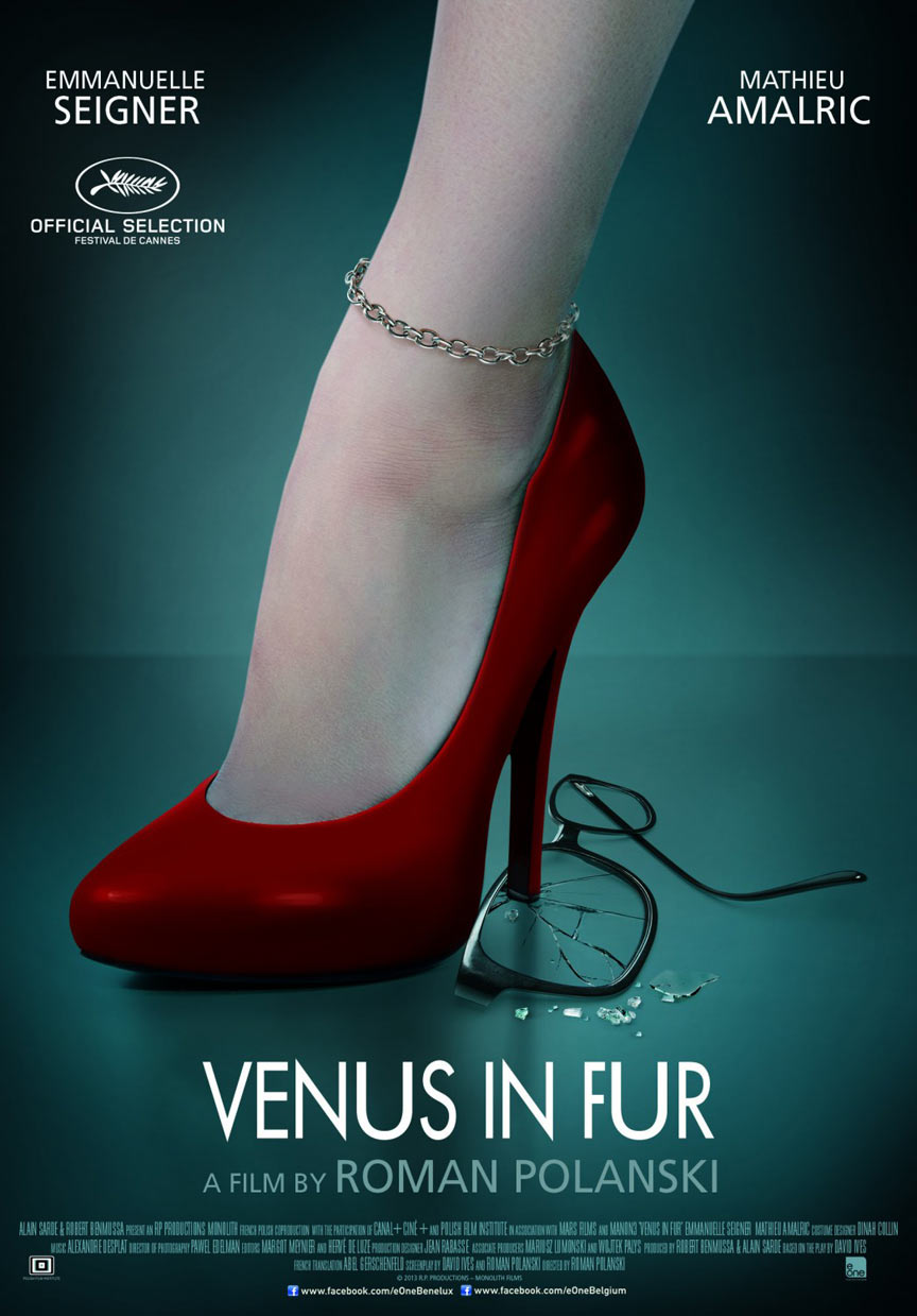 Venus in Fur Poster #2