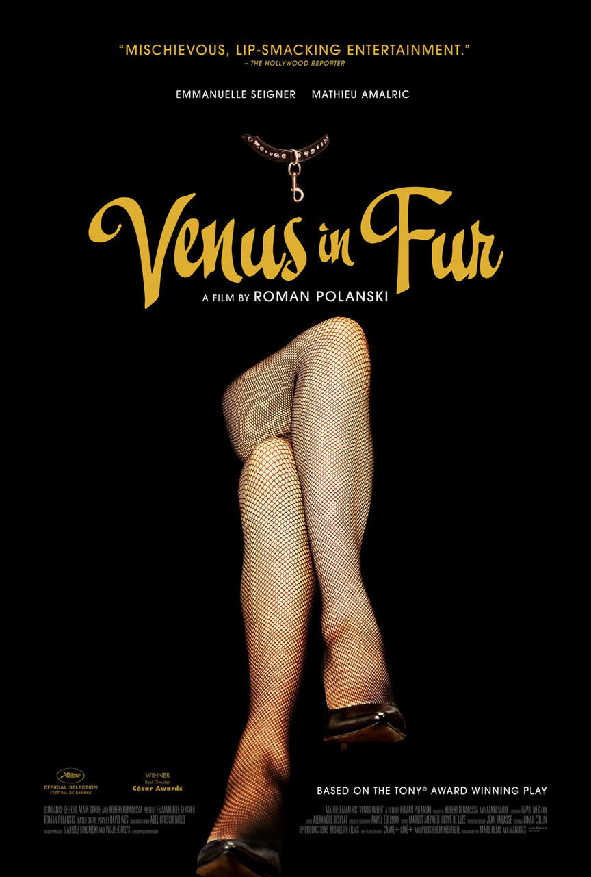 Venus in Fur Poster #3