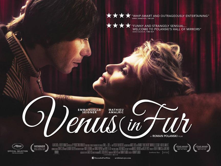 Venus in Fur Poster #4