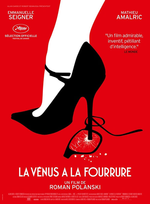 Venus in Fur Poster #1
