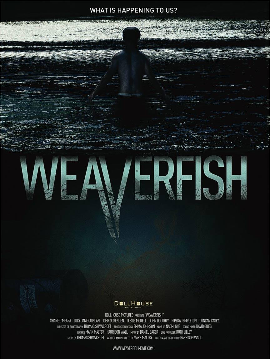 Weaverfish Poster #1