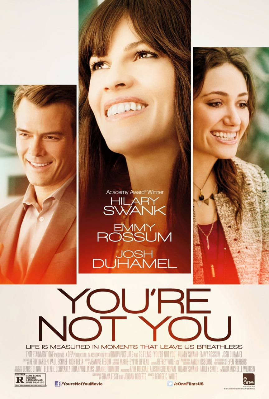 You're Not You Poster #1