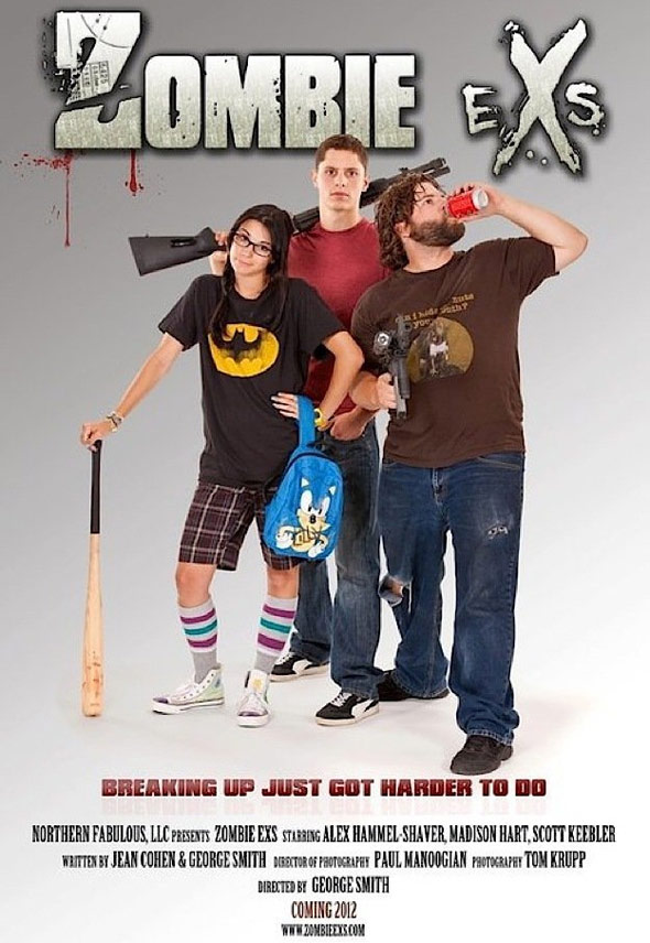 Zombie eXs Poster #1