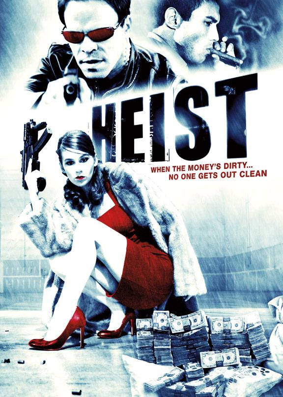 Heist Poster #1