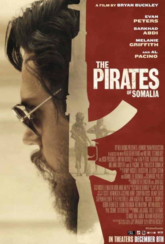 The Pirates of Somalia Poster #1