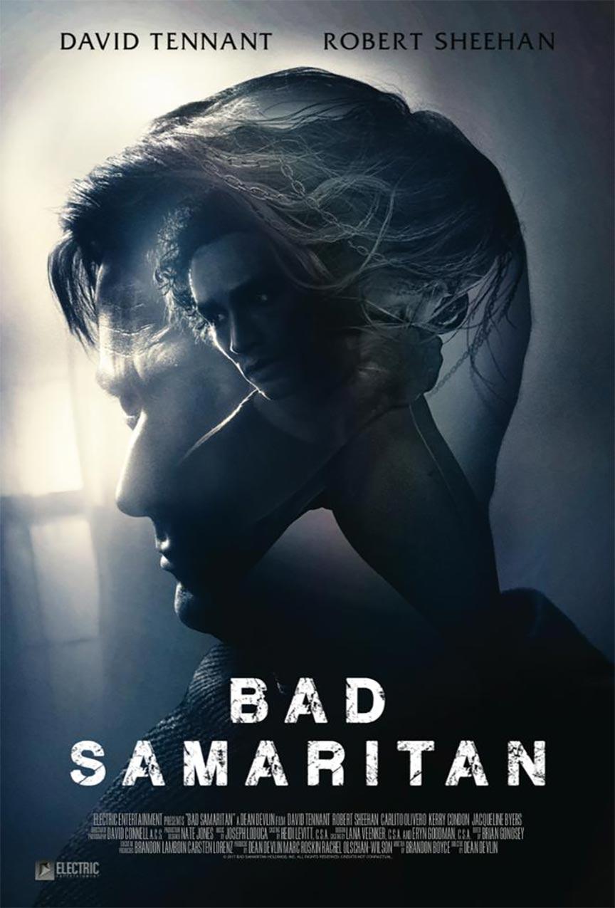 Bad Samaritan Poster #1