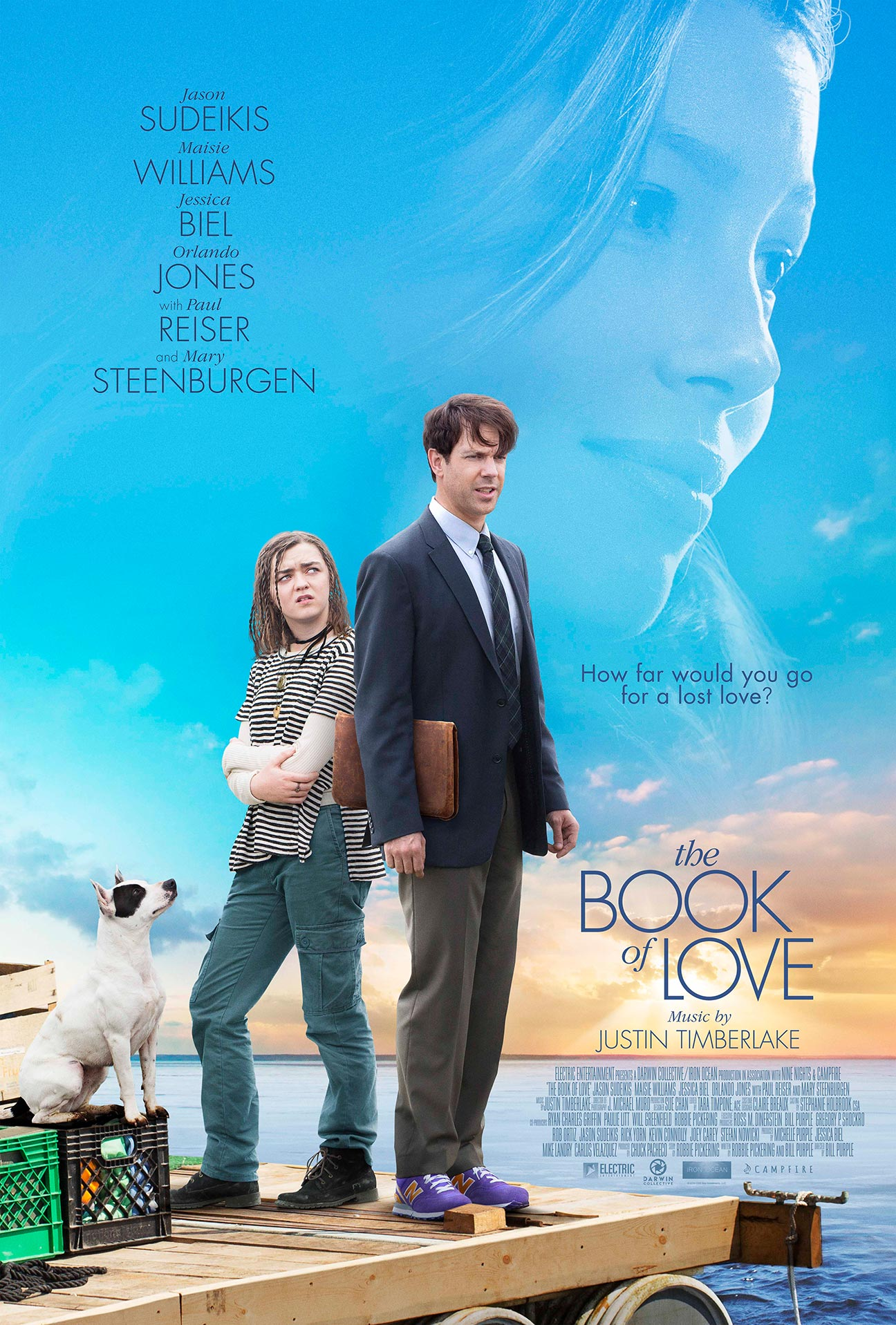 The Book of Love Poster #1