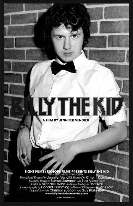 Billy the Kid Poster #1