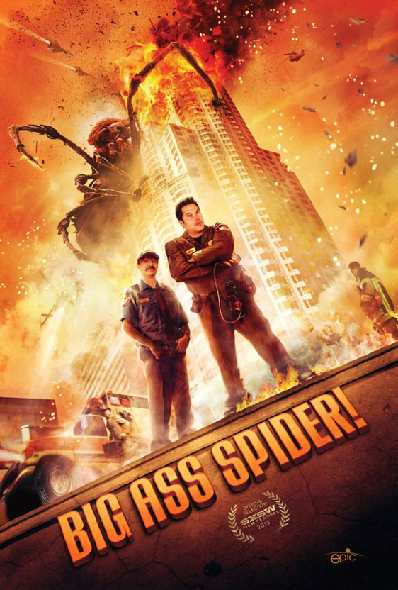 Big Ass Spider! Poster #1