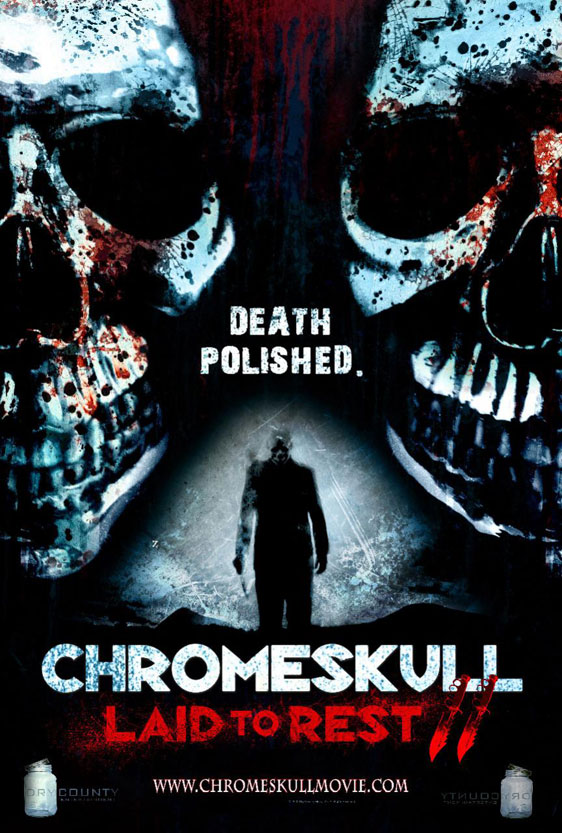ChromeSkull: Laid to Rest 2 Poster #1