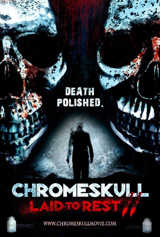 ChromeSkull: Laid to Rest 2 Poster #1