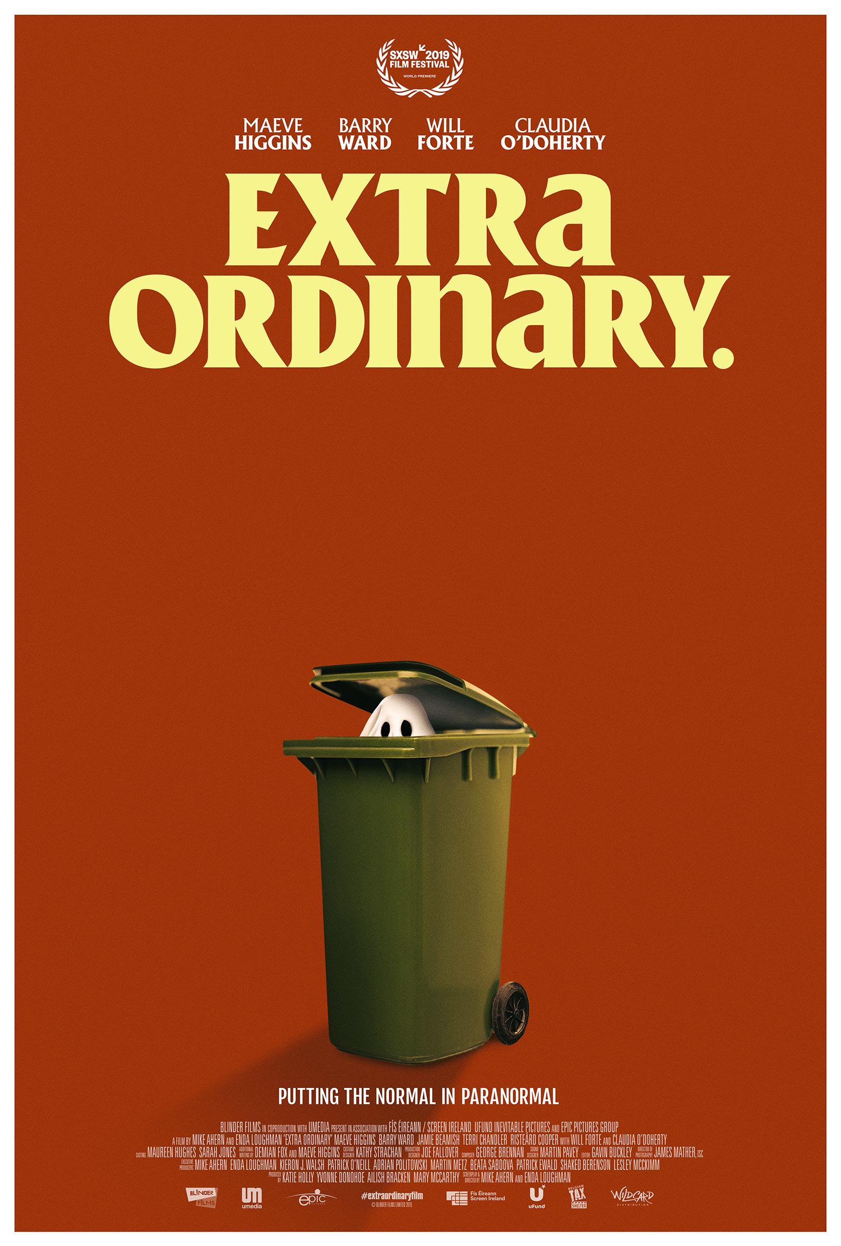 Extra Ordinary Poster #1