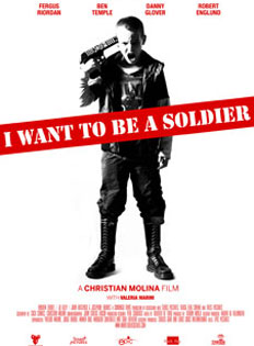 I Want to Be A Soldier Poster #1
