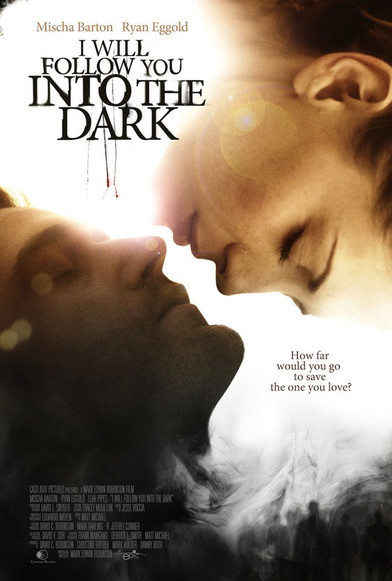 I Will Follow You Into the Dark Poster #1
