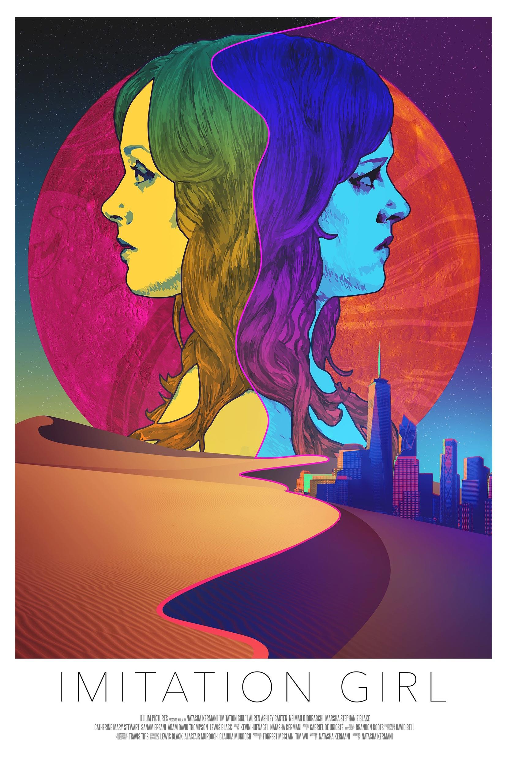 Imitation Girl Poster #1