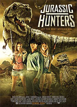Jurassic Hunters Poster #1