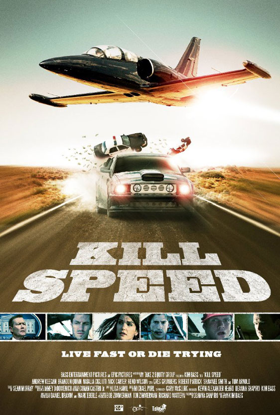 Kill Speed Poster #1