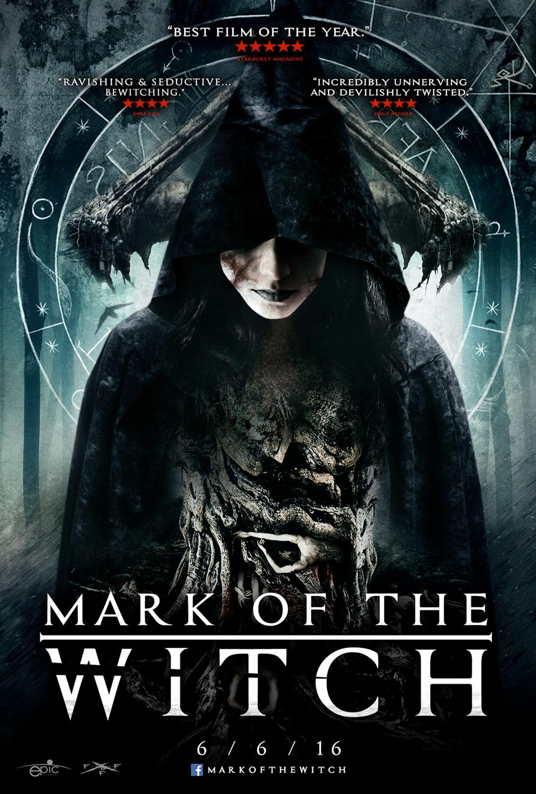 Mark Of The Witch 2016 Poster 1 - Trailer Addict-8253