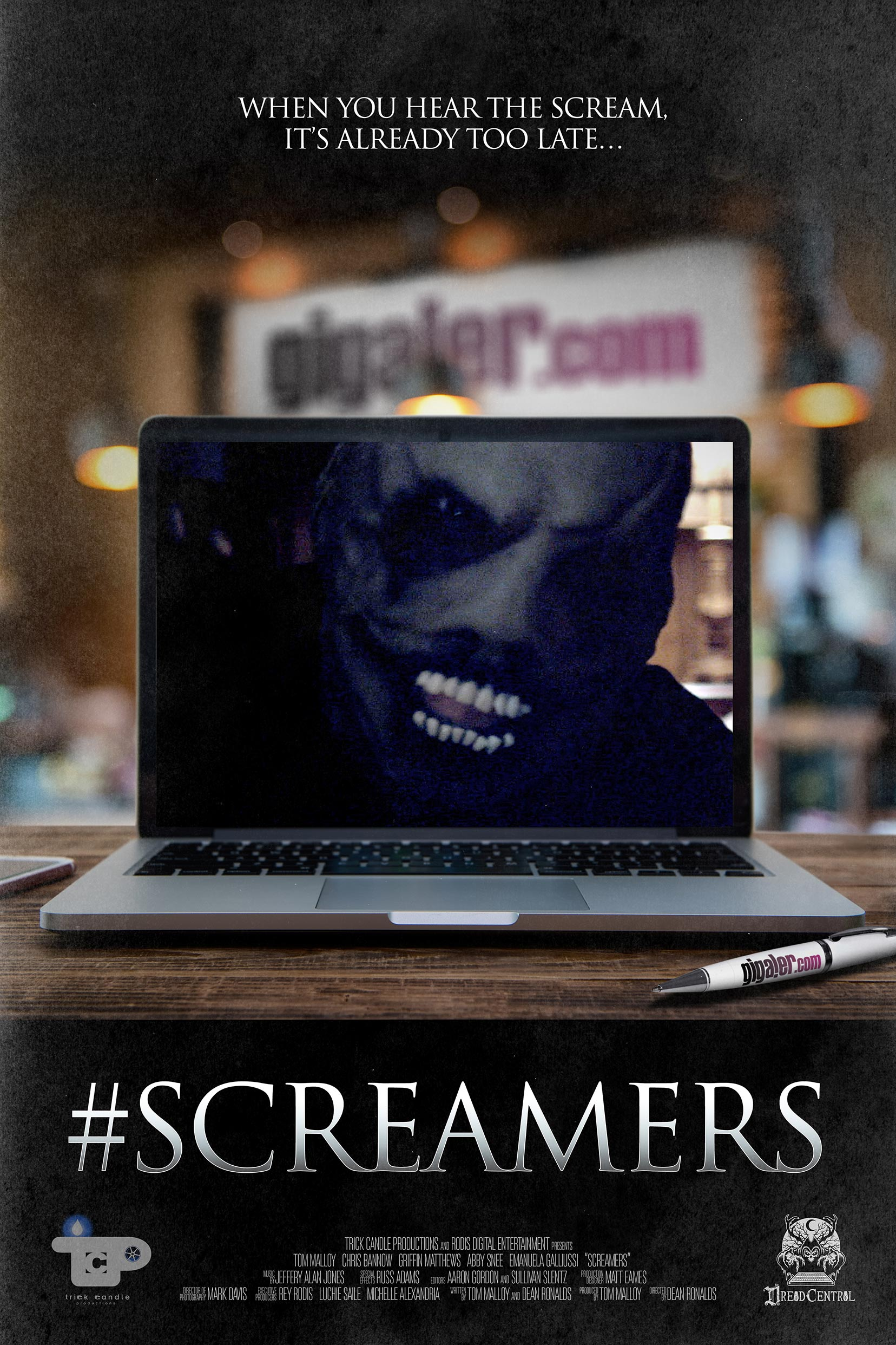 #Screamers Poster #1