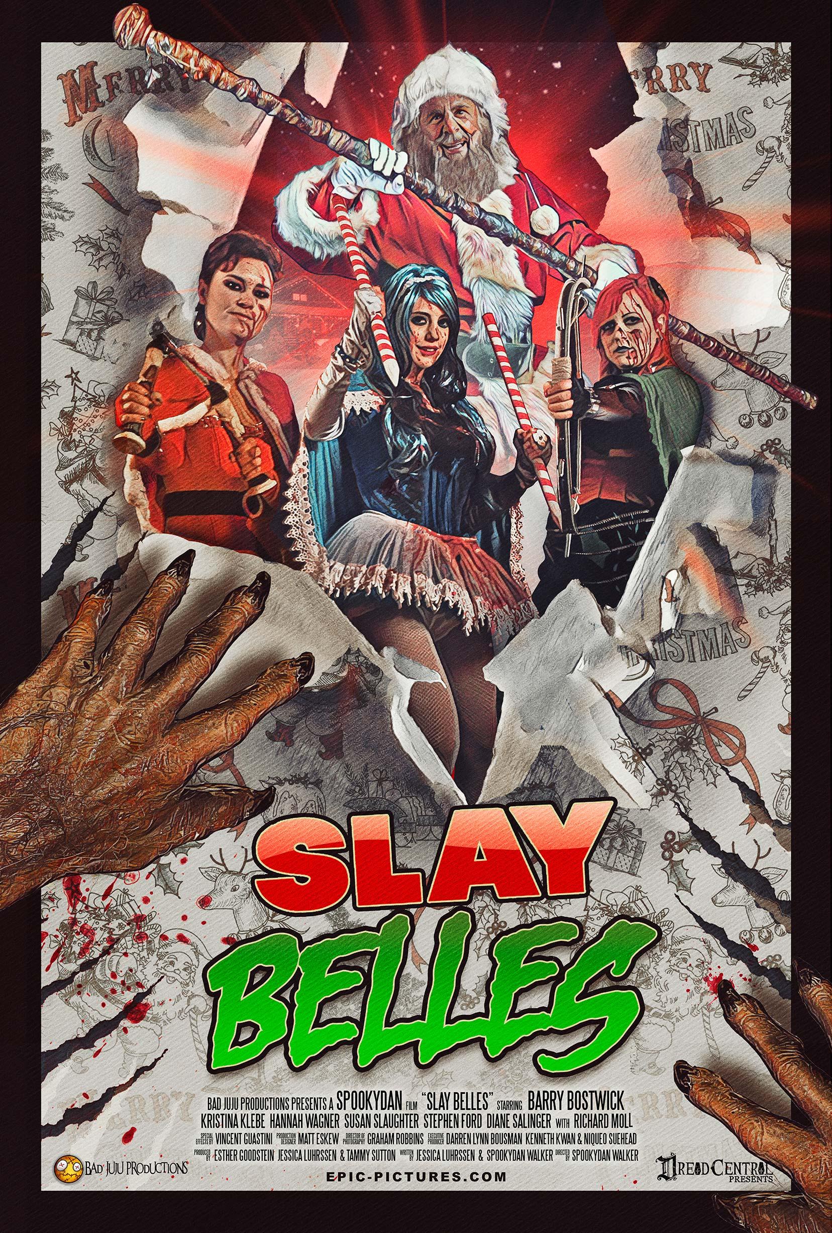 Slay Belles Poster #1