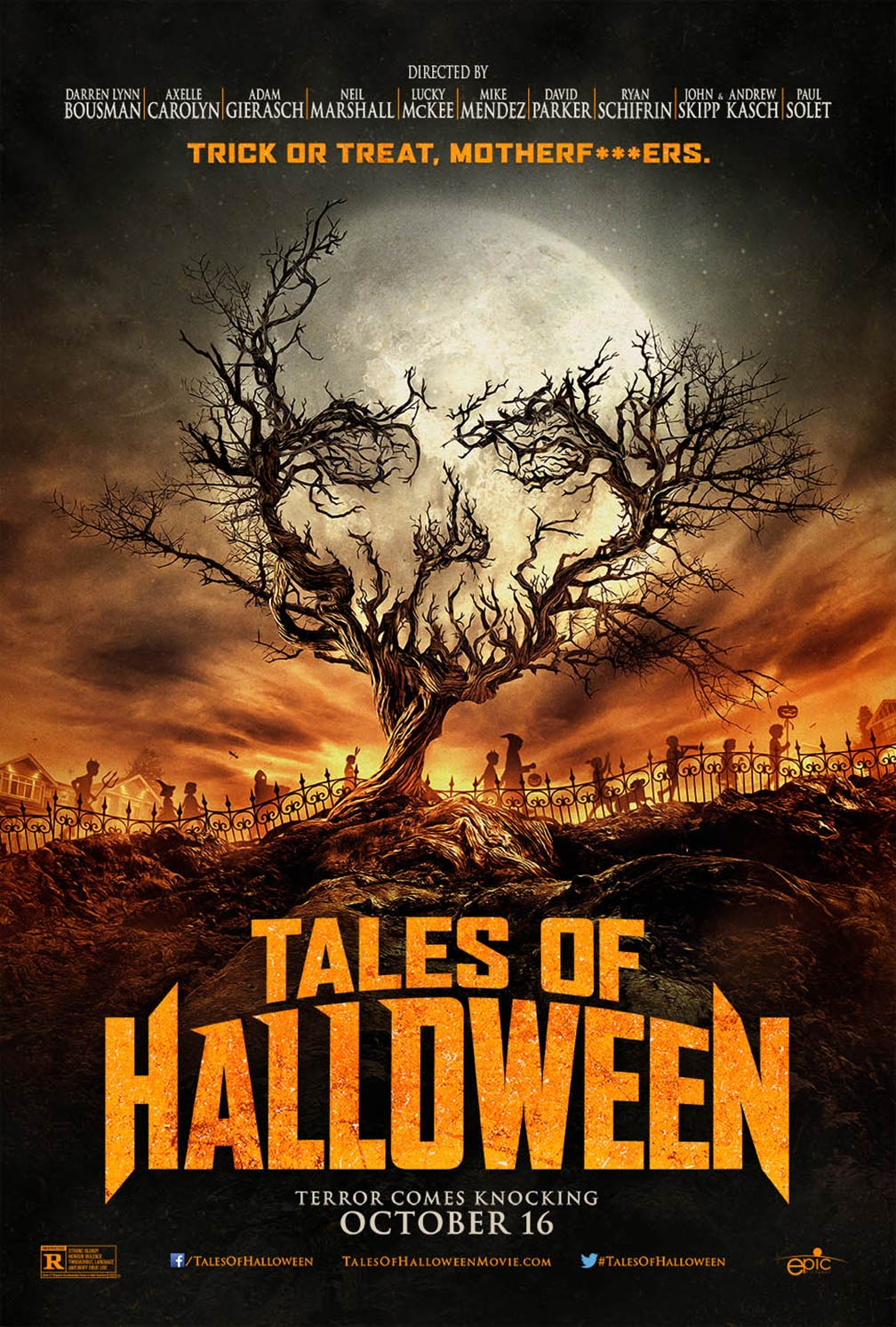 Tales of Halloween Poster #1