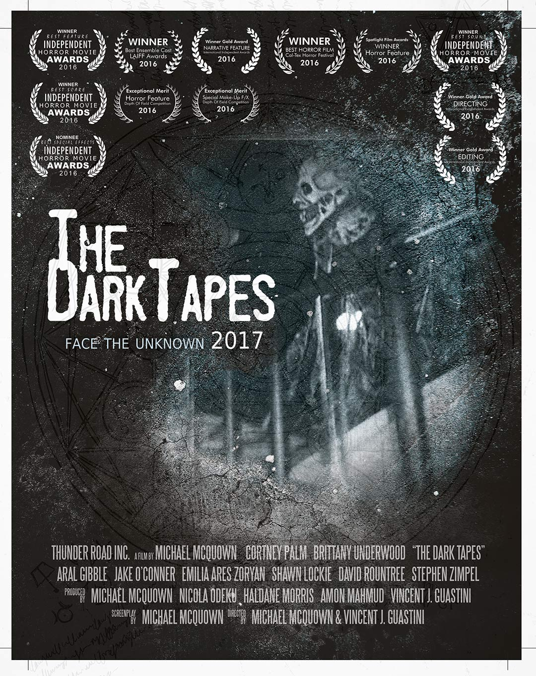The Dark Tapes Poster #1