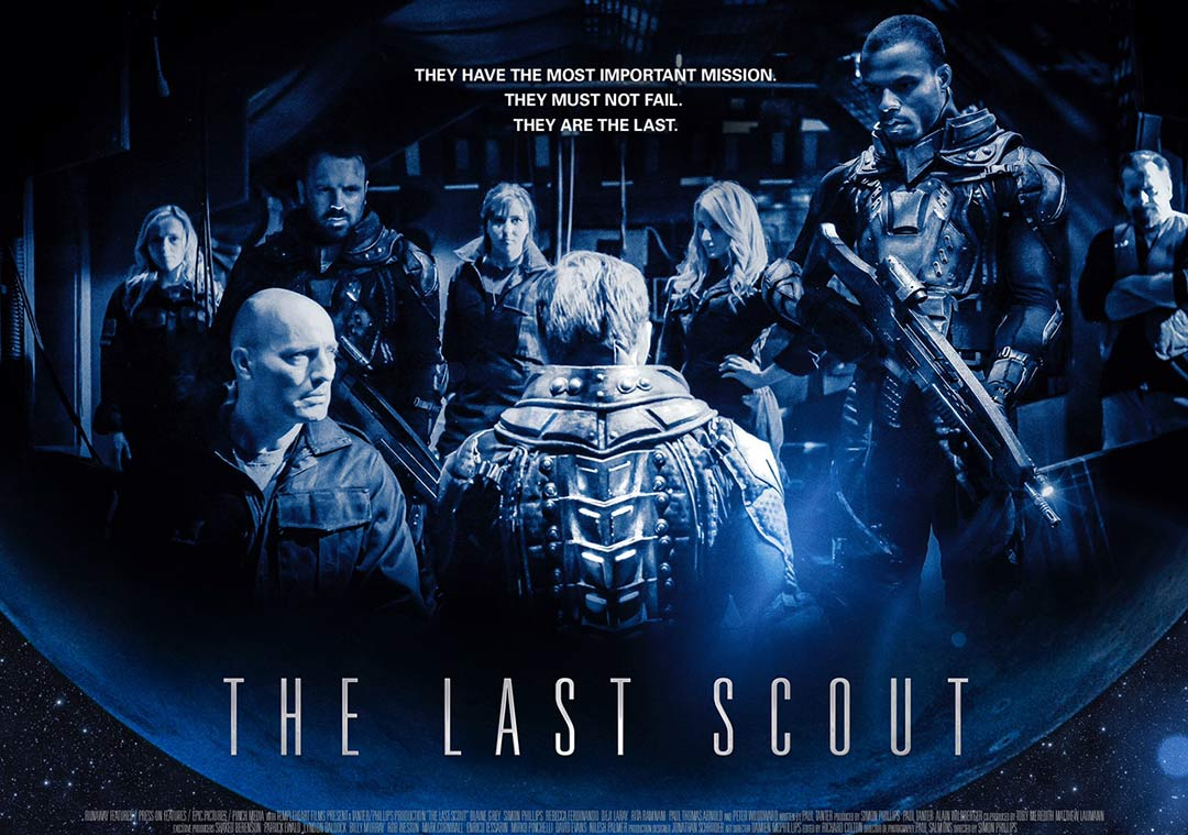 The Last Scout Poster #1