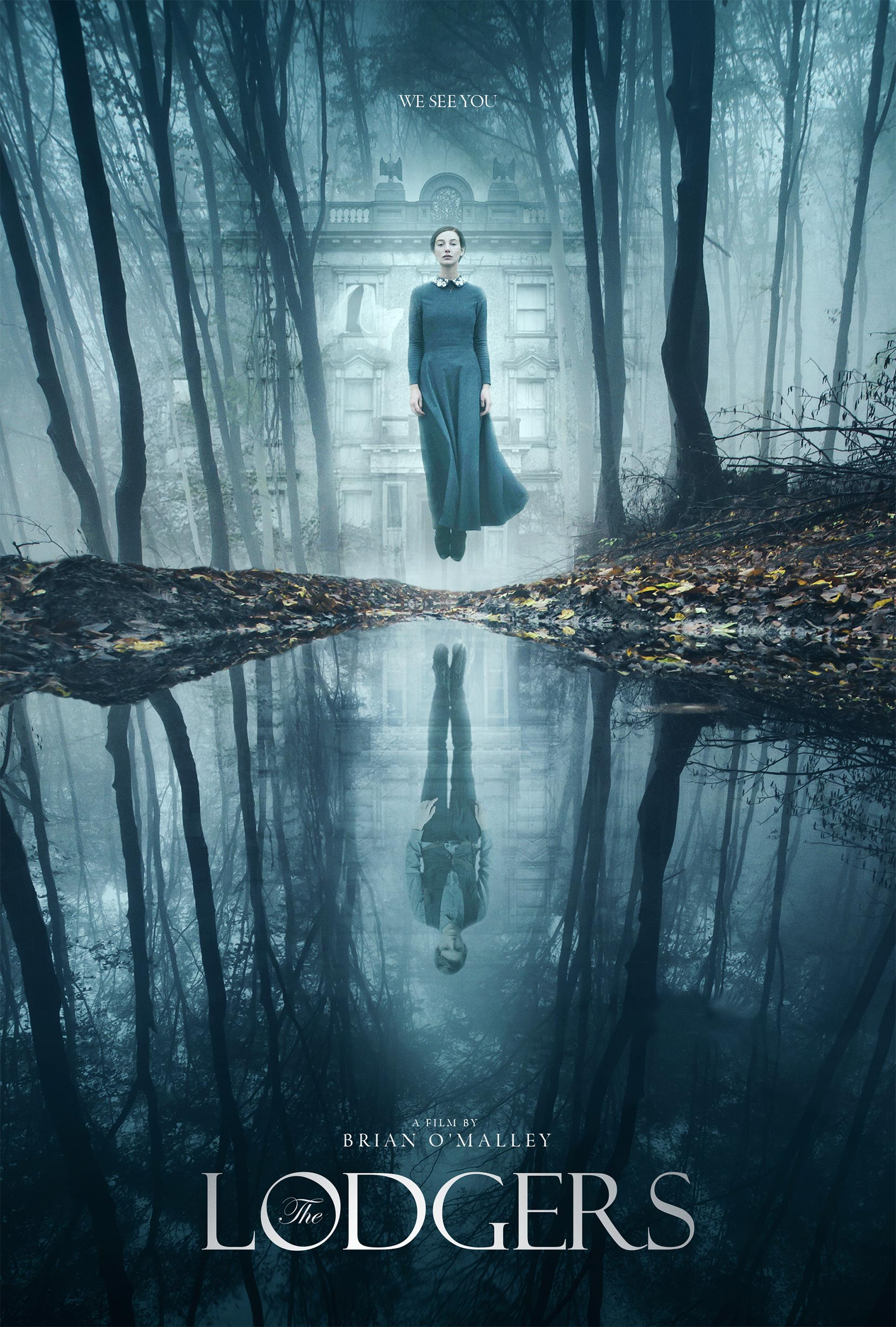 The Lodgers Poster #1