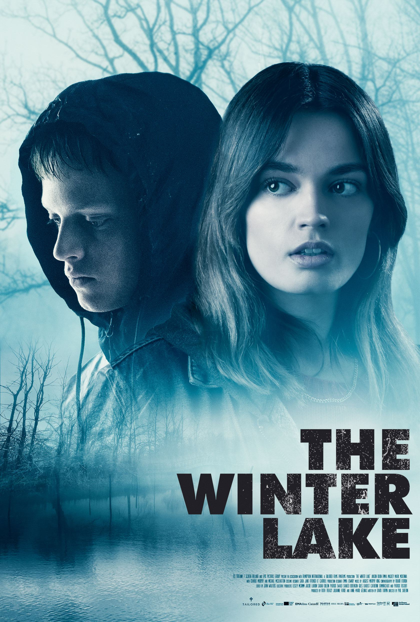 The Winter Lake Poster #1
