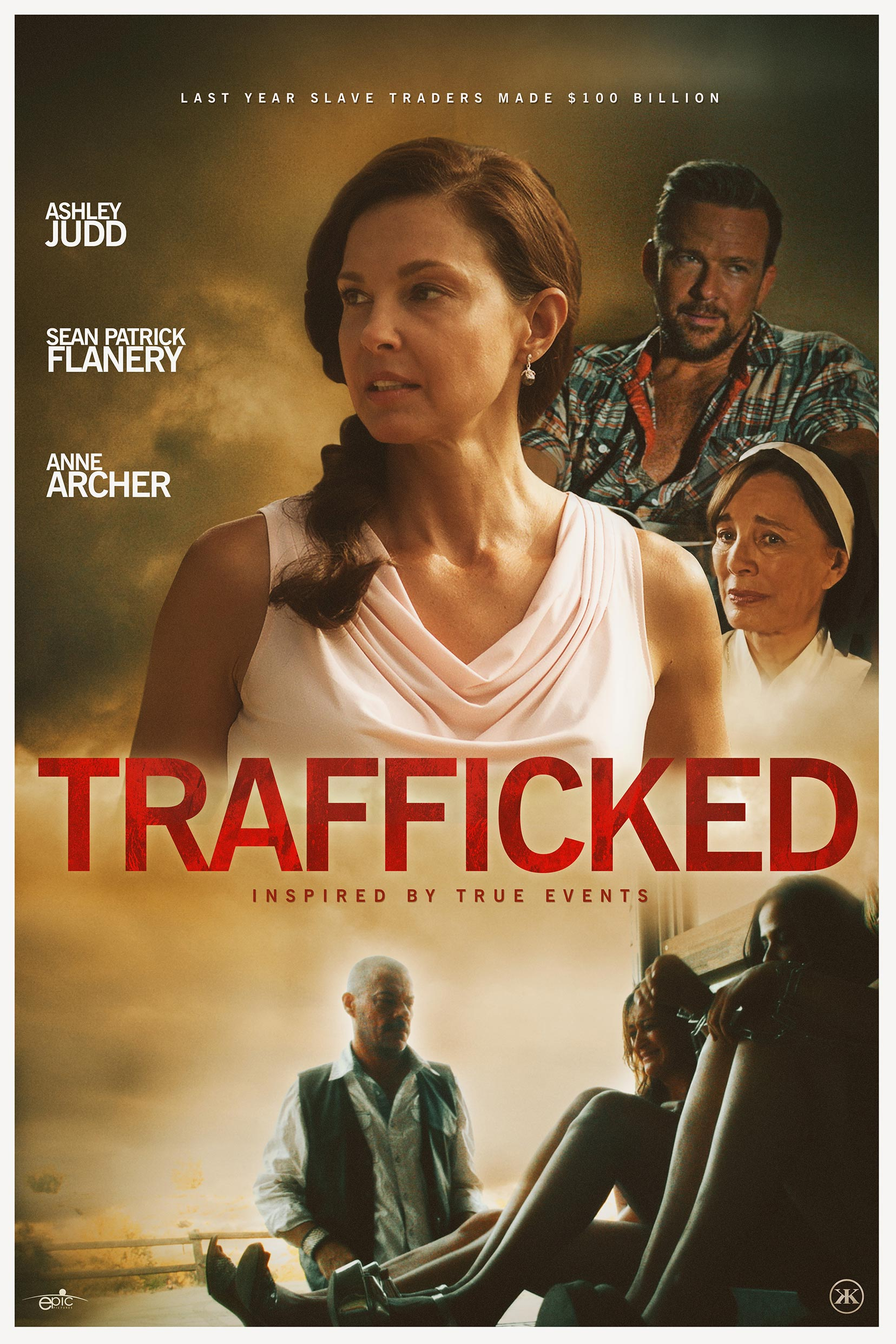 Trafficked Poster #2