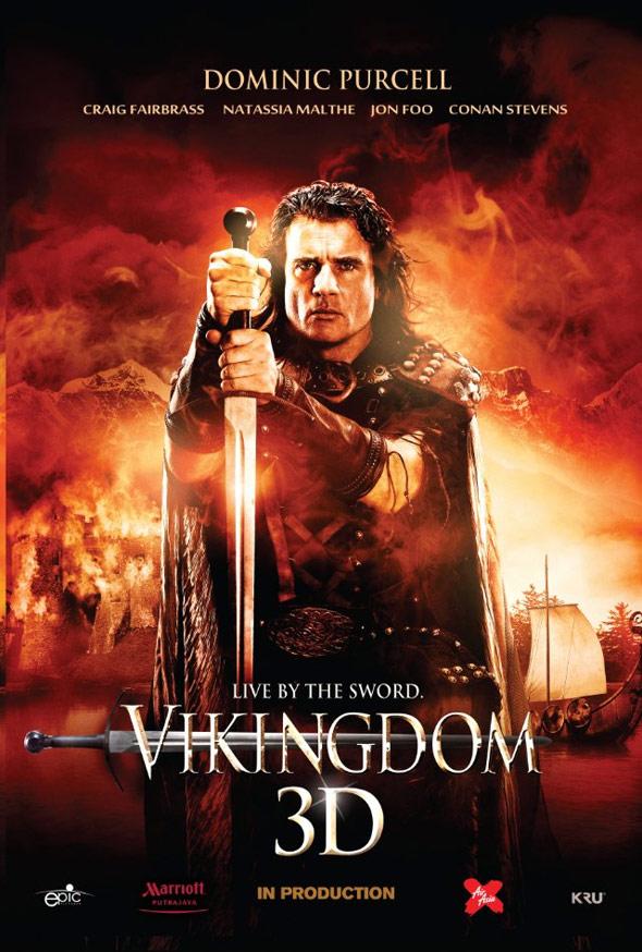 Vikingdom Poster #1