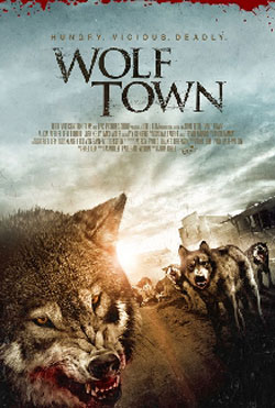 Wolf Town Poster #1
