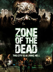 Zone of the Dead Poster #1