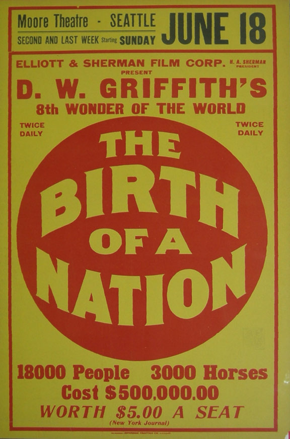 The Birth of a Nation Poster #4