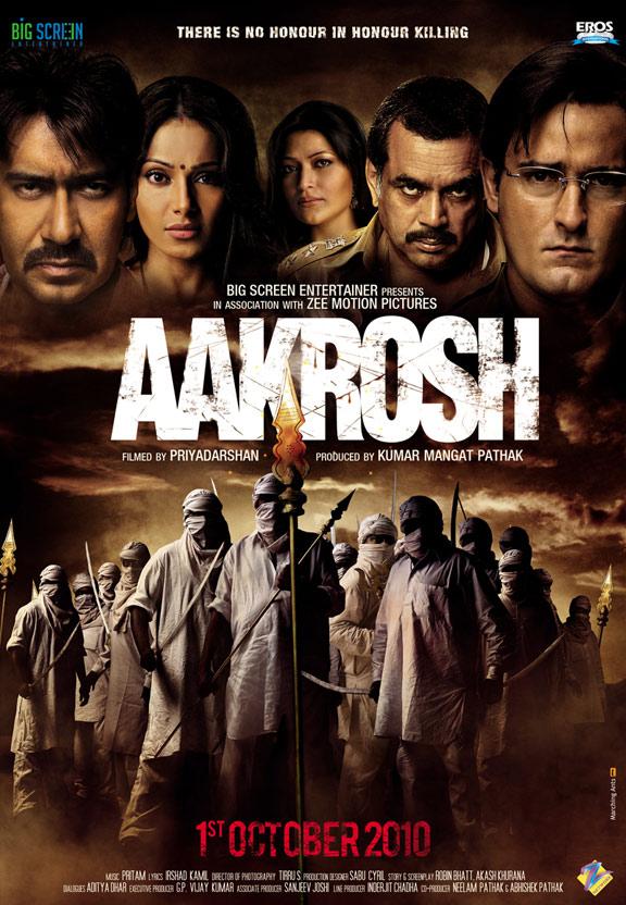 Aakrosh Poster #2