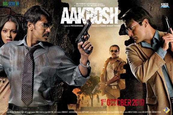 Aakrosh Poster #3