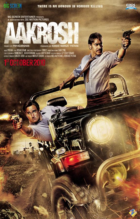 Aakrosh Poster #1