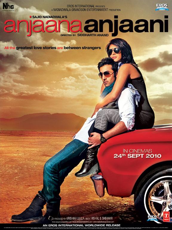 Anjaana Anjaani Poster #1
