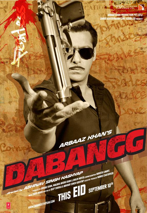Dabangg Poster #6