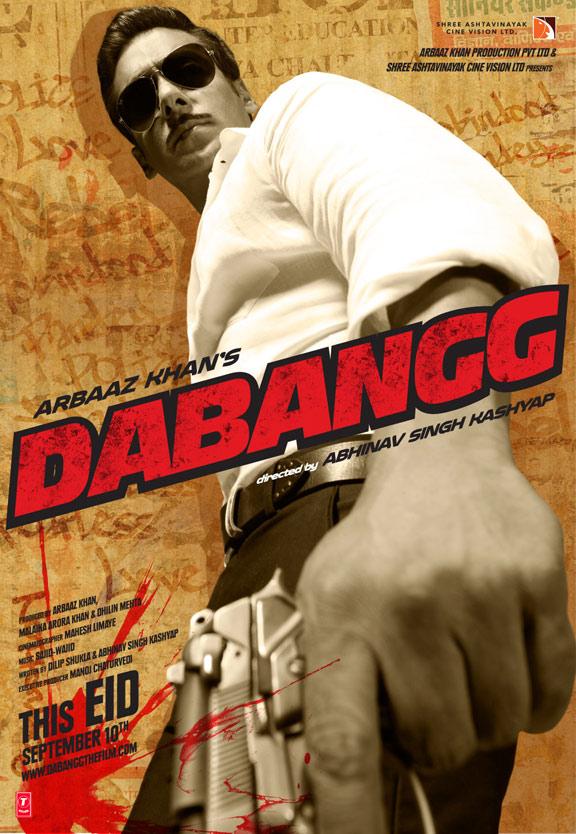Dabangg Poster #1